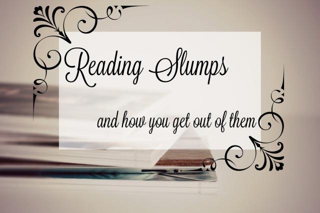 Reading slumps